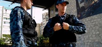Работа охранником в СПб