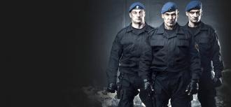 Работа охранником в СПб вахтой